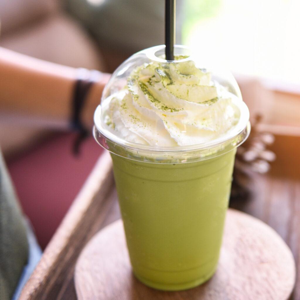 bicchiere per smoothie